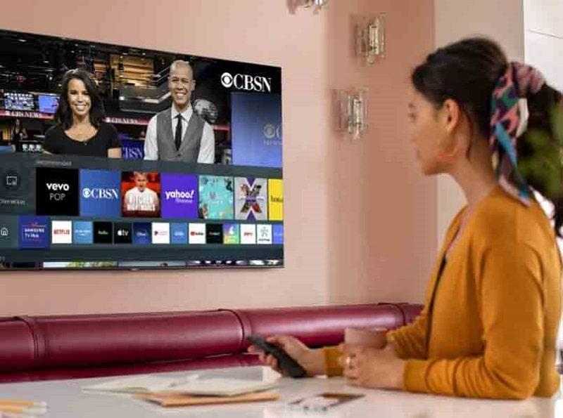 Comment naviguer sur Smart TV