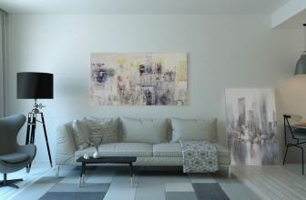 Comment faire paraître votre salon plus grand ?