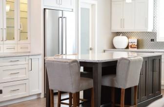 Quelle couleur pour une cuisine avec un carrelage blanc ?