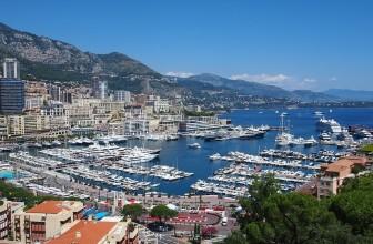 Week-end de luxe dans la région de Monaco