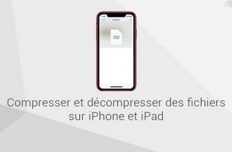 Comment ouvrir un fichier zip sur iPhone ?