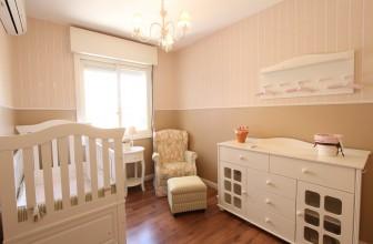 Quand commencer à préparer la chambre de bébé ?